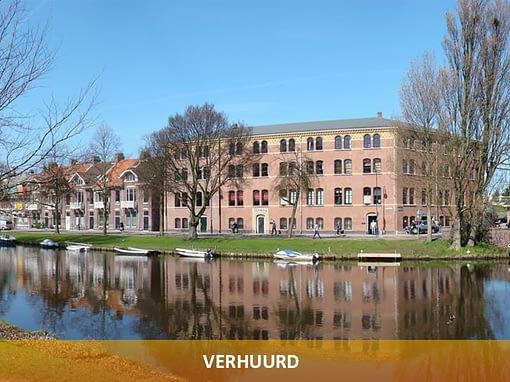 Kinderhuissingel 4 – Haarlem