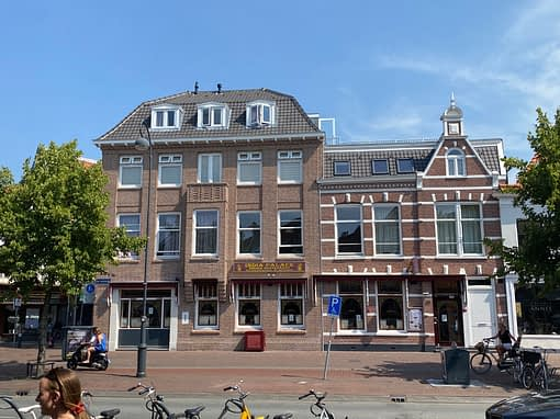 Gedempte Oude Gracht – Haarlem