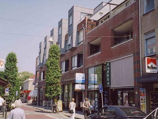 Amsterdamstraat – Haarlem
