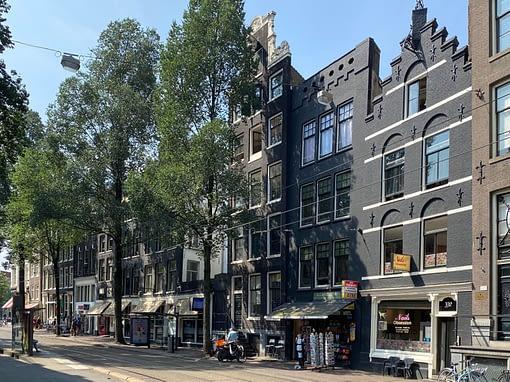 Nieuwezijds Voorburgwal – Amsterdam