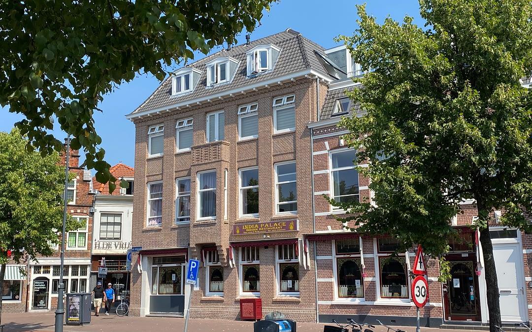 Gedempte Oude Gracht 29-31 – Amsterdam